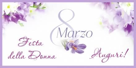 Buon Otto Marzo a tutte le donne!