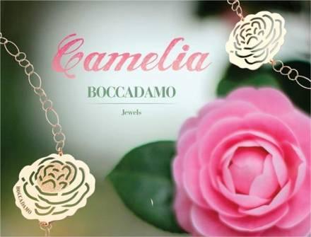 Romantica Camelia, un simbolo di unione e devozione da Boccadamo