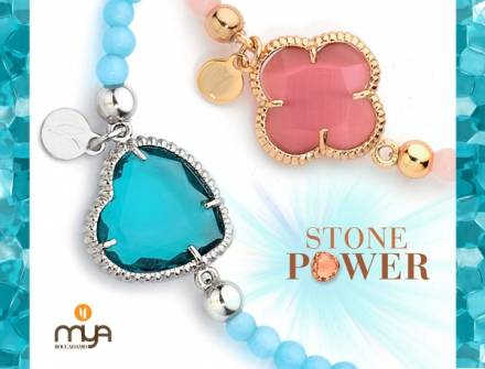 Stone Power, la tua energia colorata