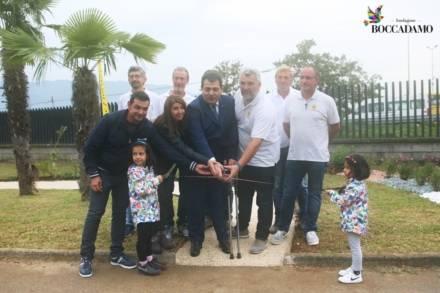 """La Fondazione Boccadamo inaugura il Giardino Sensoriale, gioiello verde per ragazzi """"speciali"""""""