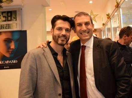 Sergio Arcuri, tra sogni e gioielli