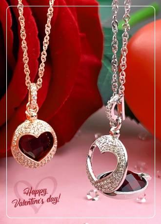 Boccadamo, i gioielli di San Valentino