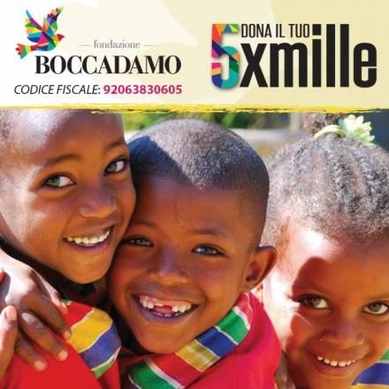 Un piccolo gesto, un grande significato: il tuo 5×1000 alla Fondazione Boccadamo!