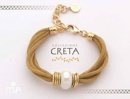 Fresca e raffinata, la nuova collezione Creta