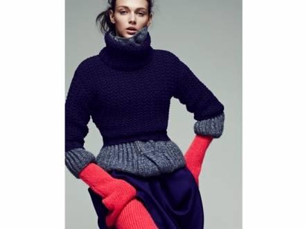 Dritte glamour per un inverno bollente