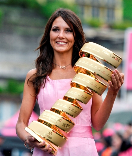 """Un """"amore infinito"""" tra Boccadamo ed il Giro d'Italia"""