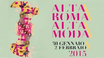 AltaModa a Roma sfila nei musei