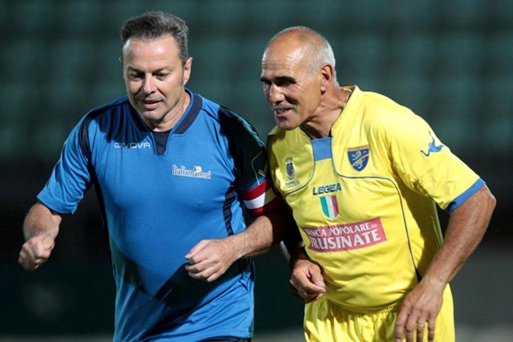 Antonio Serrano e Paolo Santarelli