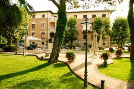 Boccadamo torna al Park Hotel Villa Ariston