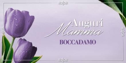 Auguri a tutte le mamme da Boccadamo