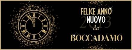 Buon 2013 da Boccadamo