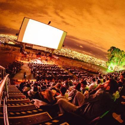 I 10 migliori cinema all'aperto del mondo, per un'estate sotto le stelle!