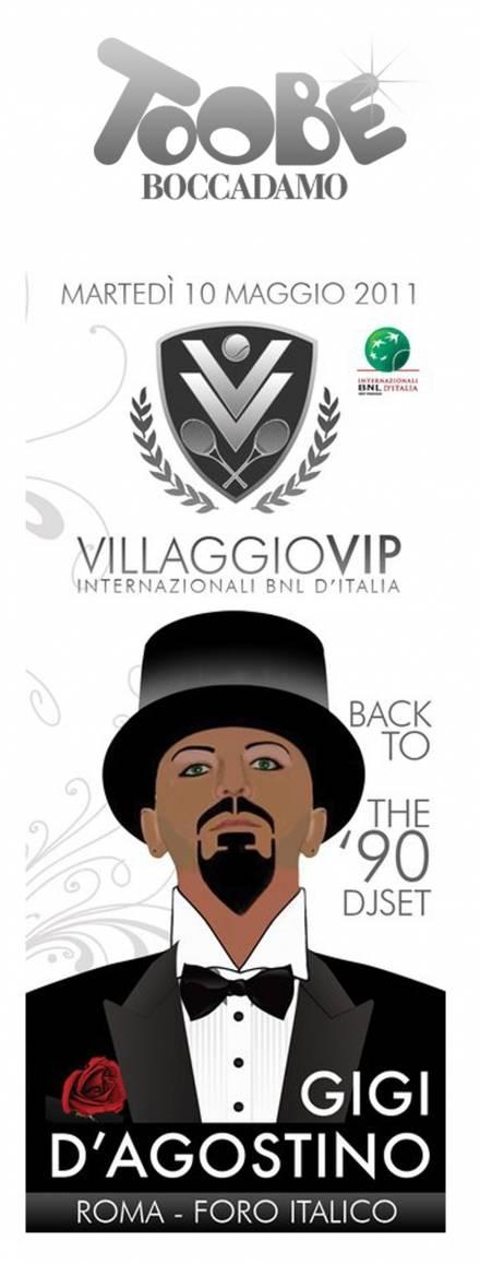 Al Villaggio Vip tutti in pista con Gigi D'Agostino