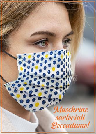 Boccadamo riconverte parte della produzione per la realizzazione di mascherine