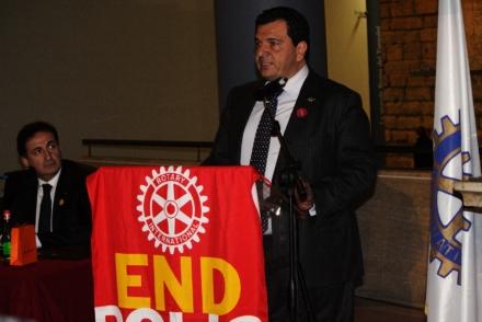 TooBe per End Polio Now, la nuova scommessa di Boccadamo a servizio del Rotary International