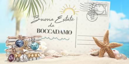 Buone Vacanze e buona estate da Boccadamo