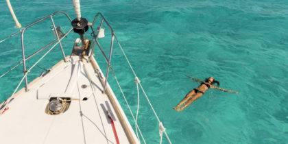 Italia in barca a vela