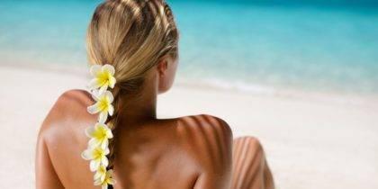 Acconciature da spiaggia per essere sempre al top!
