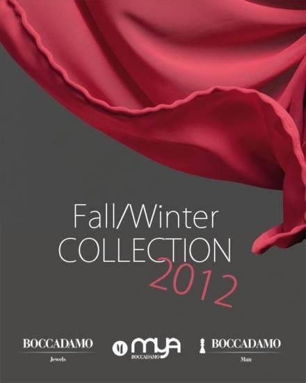 Le nuove collezioni A/I 2012 della maison Boccadamo a prova di freddo