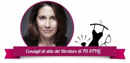 Consigli di stile: Marina Bigi