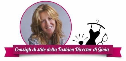 Consigli di stile: Monica Curetti