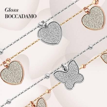 Un soffio di Gloss illumina la nuova collezione Mya Boccadamo