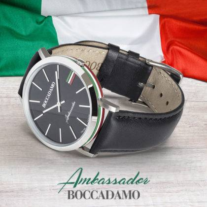 Ambassador: eleganza italiana al polso