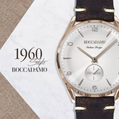 Orologi 1960 Style: un design contemporaneo dal sapore retrò