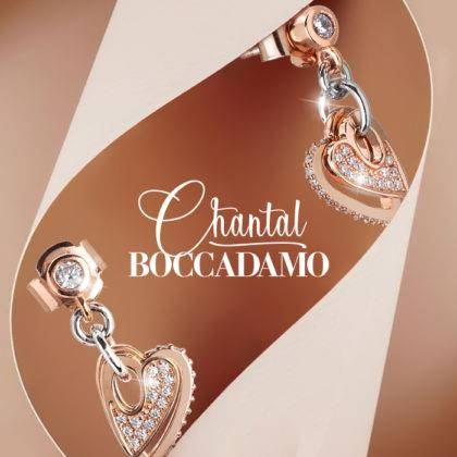 Chantal: l'essenza della delicatezza!
