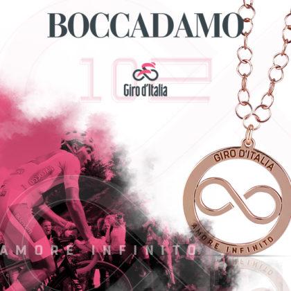 Boccadamo corre per lo stivale con il Giro d'Italia!