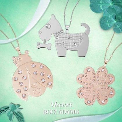 Maxxi: la tendenza oversize anche nei gioielli Boccadamo