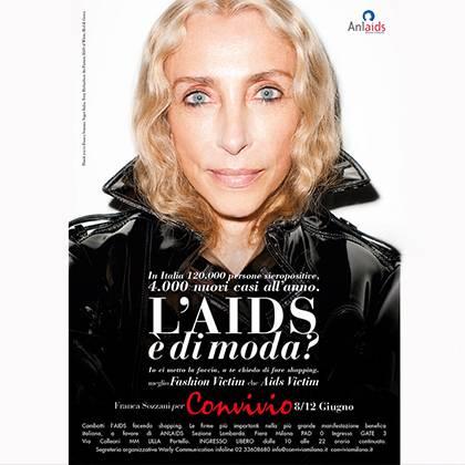 Convivio 2016: cinque giorni di shopping solidale per combattere l'Aids