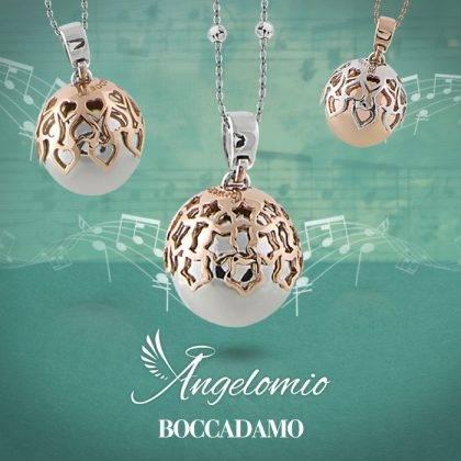 Angelomio: la nuova collezione dalla dolce melodia di casa Boccadamo