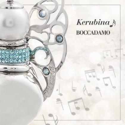 In casa Boccadamo arriva Kerubina: un angelo custode per gioiello