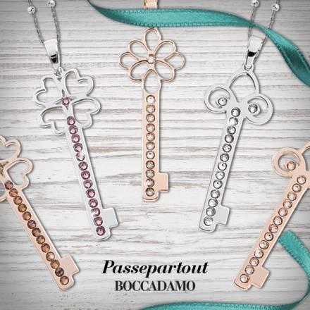 Passepartout: una chiave per gioiello