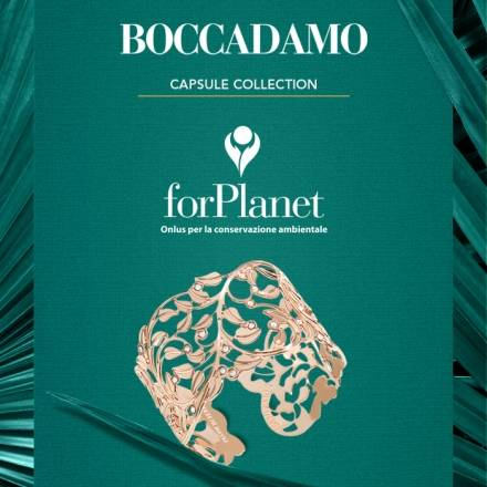 forPlanet, la capsule collection Boccadamo che sostiene l'ambiente