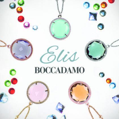 Elis: un cocktail di colori sulle nuove collane Boccadamo