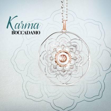 Karma: sapore d'Oriente sui nuovi gioielli Boccadamo