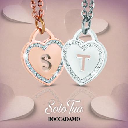 Esprimi il tuo amore con SoloTua, la nuova collezione firmata Mya Boccadamo
