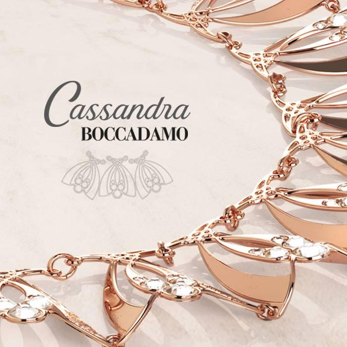 design senza tempo 45311 addd7 Cassandra: i nuovi gioielli Boccadamo incontrano l'eleganza ...