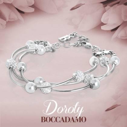 Classici e moderni, ecco i nuovi gioielli Doroty della maison Boccadamo