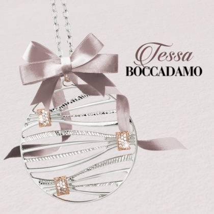Il delicato e femminile fiocco dei gioielli Tessa
