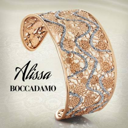 Un vento orientale soffia su Alissa, le creazioni firmate Boccadamo