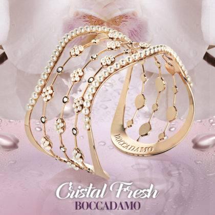 Cristal Fresh: una cascata di pura eleganza