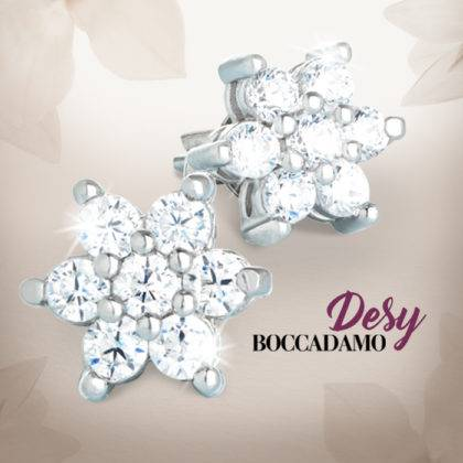 Earrings Desy: ad ogni donna la sua forma!