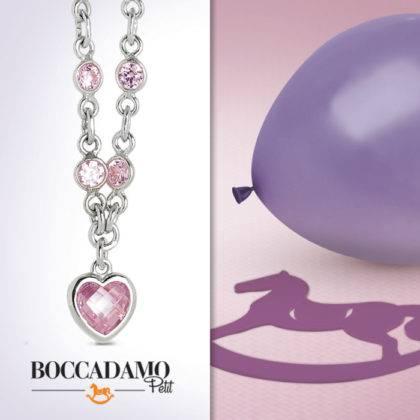 Coccola la tua bambina con i nuovi gioielli Boccadamo Petit!