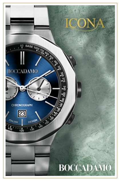 Icona: l'orologio casual ed elegante
