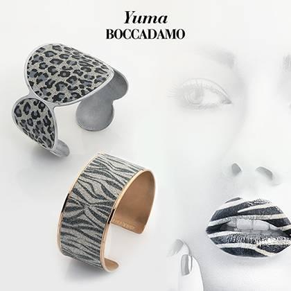 Yuma: gusto animalier per le nuove creazioni Boccadamo