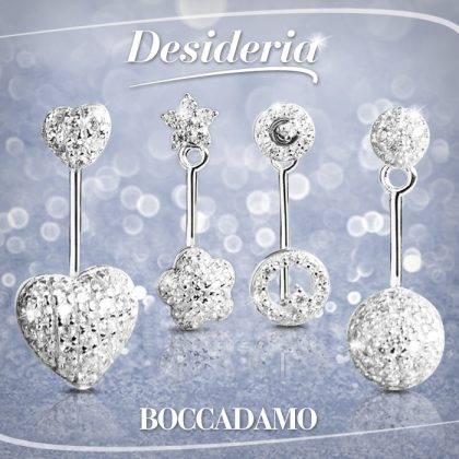 Desideria: i nuovi punti luce firmati Mya Boccadamo