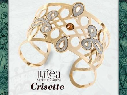 Il cristallo di Crisette è briolette